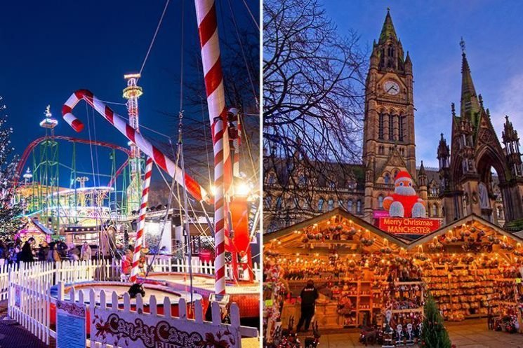UK Christmas markets 2018 – dates, opening hours and tickets for Winter Wonderland, Manchester and more