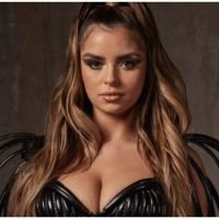 Demi Rose Exposes Some Major Cleavage In New Instagram Photo