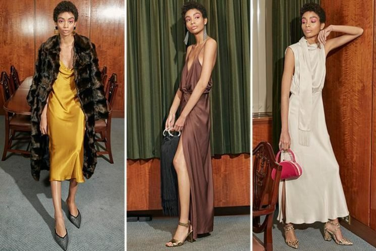 Go all out this Christmas with the best high-street looks — from sequins to silks