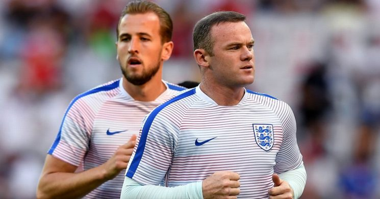 Harry Kane sends message to England fans ahead of Wayne Rooney return