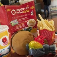 Dad sues McDonald's because his kids demand Happy Meals every two weeks