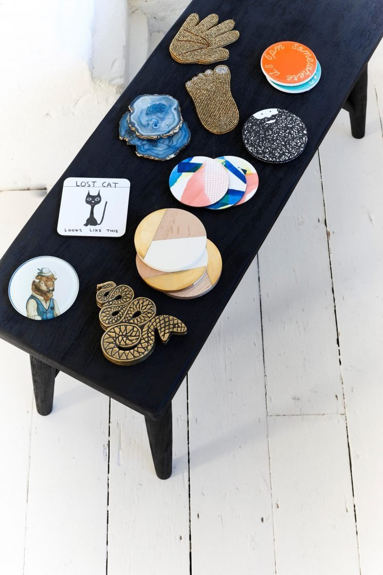 Here's nine of the most awesome coasters to buy right now for your home on the high street