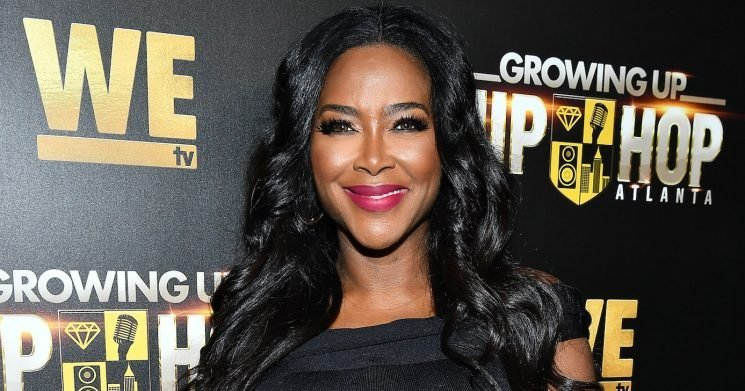 Kenya Moore Shares Sweet Photo With Her 'Miracle Baby'