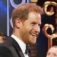 Prince Harry Welcomed By Circus Performers During Zambia Visit
