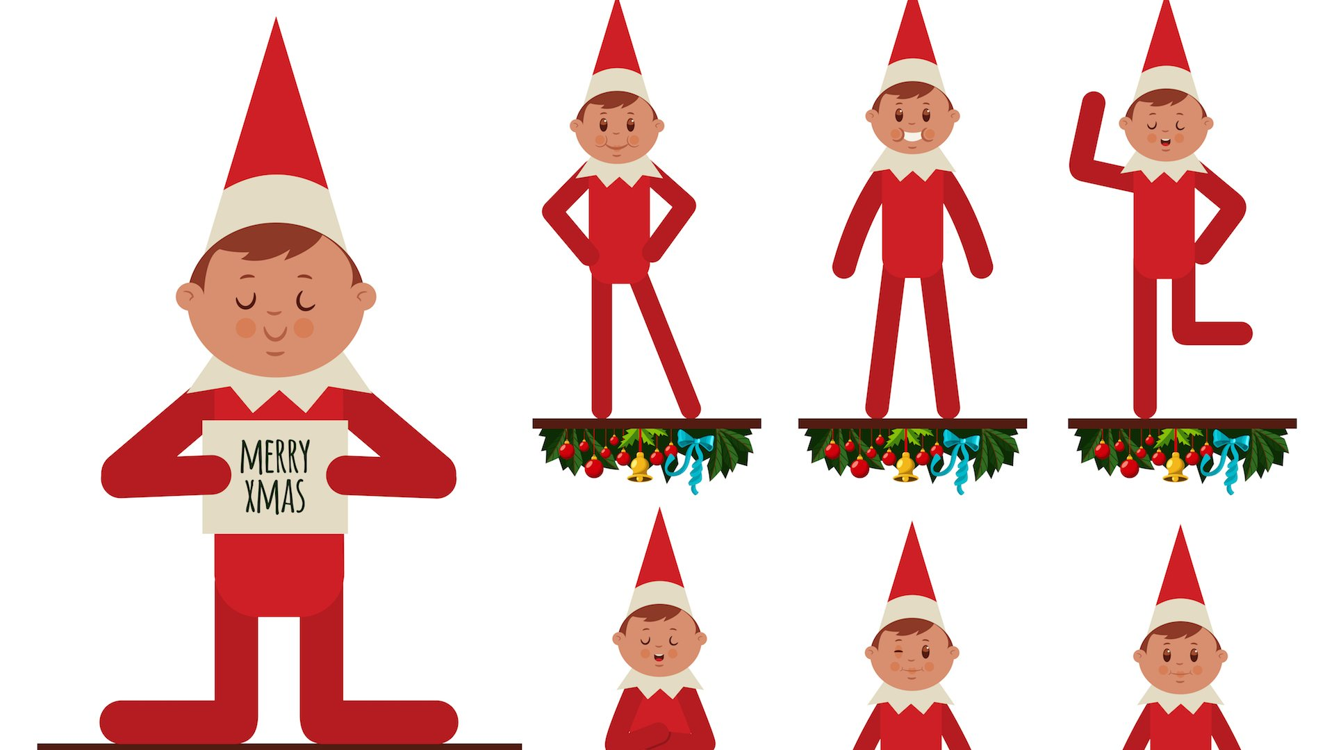 Elf on the Shelf Ideas for Every Day Until Christmas - WSTale.com