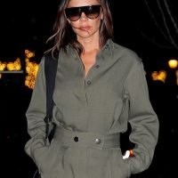 Victoria Beckham looks glum out and about in New York City