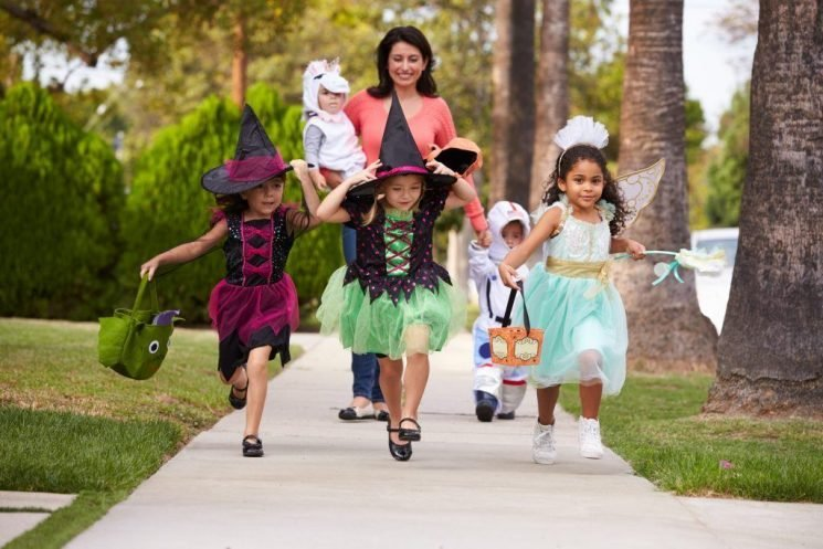 What Has Happened to All the Trick-or-Treaters?
