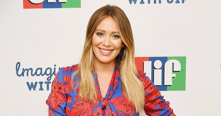 Hilary Duff Describes the Taste of Her Placenta Smoothie