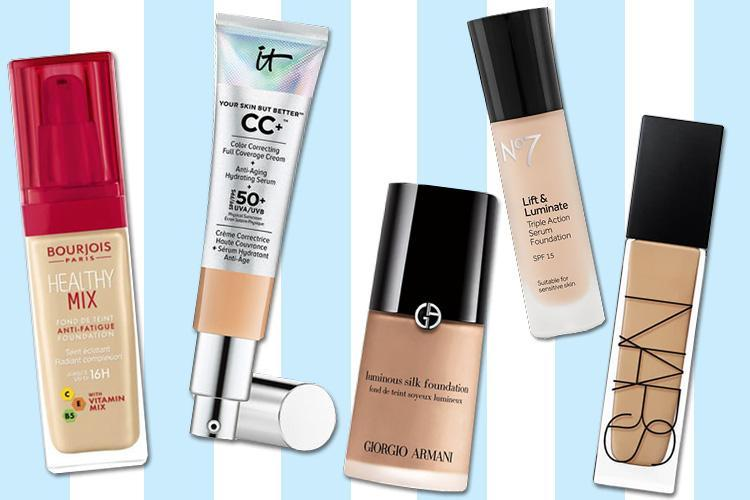 Best foundation 2018 for oily, dry and sensitive skin: we test the best foundations for flawless coverage