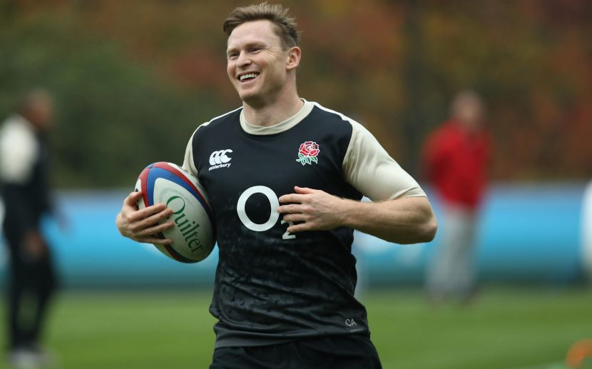 England ace Chris Ashton makes his first England start in four years as Eddie Jones rolls the dice to face the All Blacks