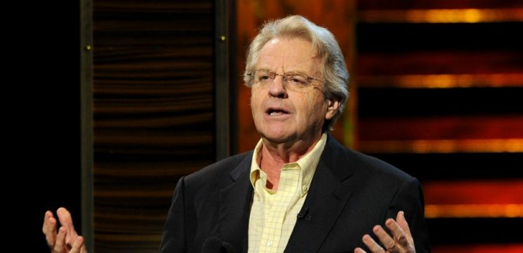 Jerry Springer To Return To Television With New Show 'Judge Jerry'