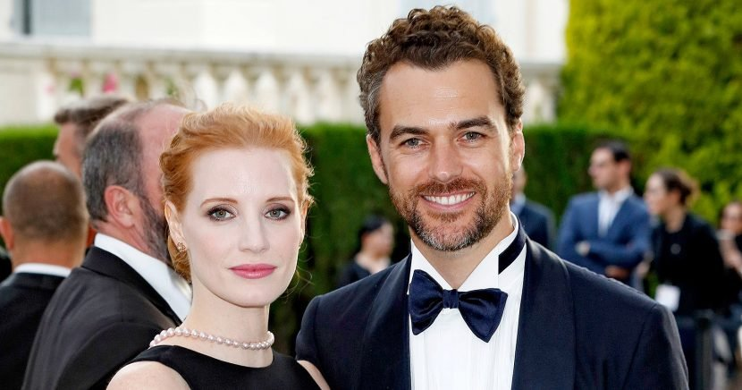 Surprise! Jessica Chastain Secretly Welcomed a Baby