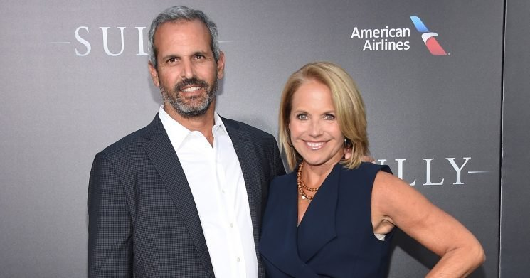 Katie Couric Takes 'Exotic' Date Vacations With Husband John Molner