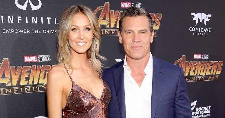 It's a Girl! Josh Brolin's Wife Kathryn Boyd Gives Birth