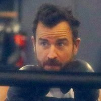 Buff Justin Theroux Boxing Is the Best Thing You'll See All Day