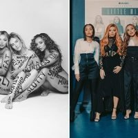 Little Mix admit they were drunk as they made LM5 and reveal making new album was 'like having therapy'