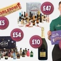 Morrisons Black Friday Deals 2018 – magnum of Prosecco for £10 and giant Toblerone for £5