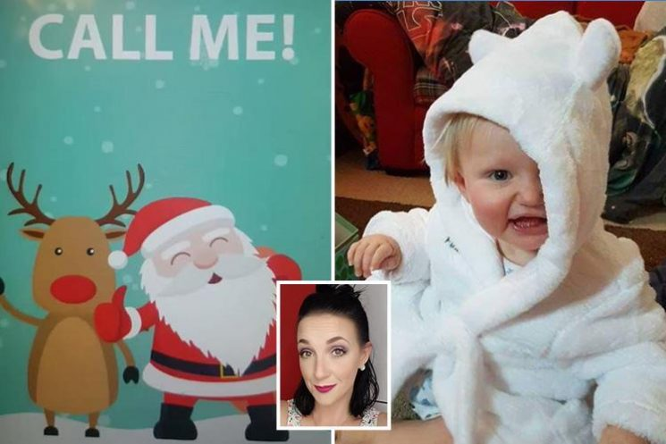 Mum's warning over Santa app on her three-year-old's tablet that plays creepy 'I will find you and kill you' message