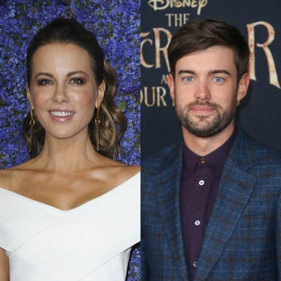 Kate Beckinsale Spotted Out With Rumored New Flame Jack Whitehall!