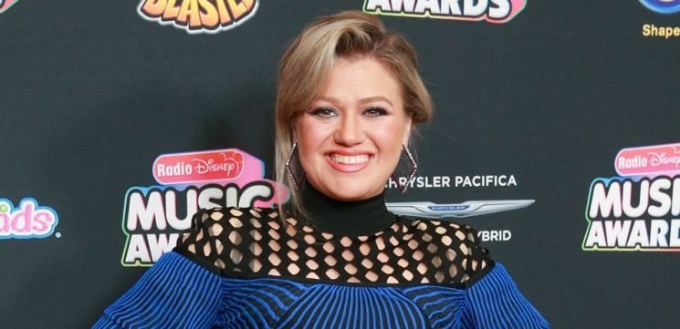 Kelly Clarkson Shows Off Recent Weight Loss In New Photo