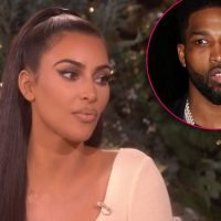 Kim Says It's 'Awkward' For Tristan To Watch His Cheating Scandal On 'KUWTK'