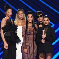Kim Sends Prayers To California Fire Victims During People's Choice Awards Speech