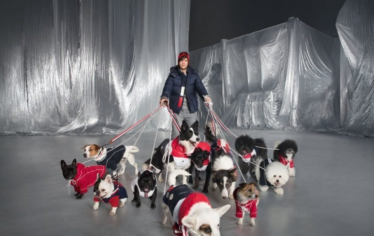 Alert: You and Your Dog Can Now Have Matching Moncler Puffer Coats