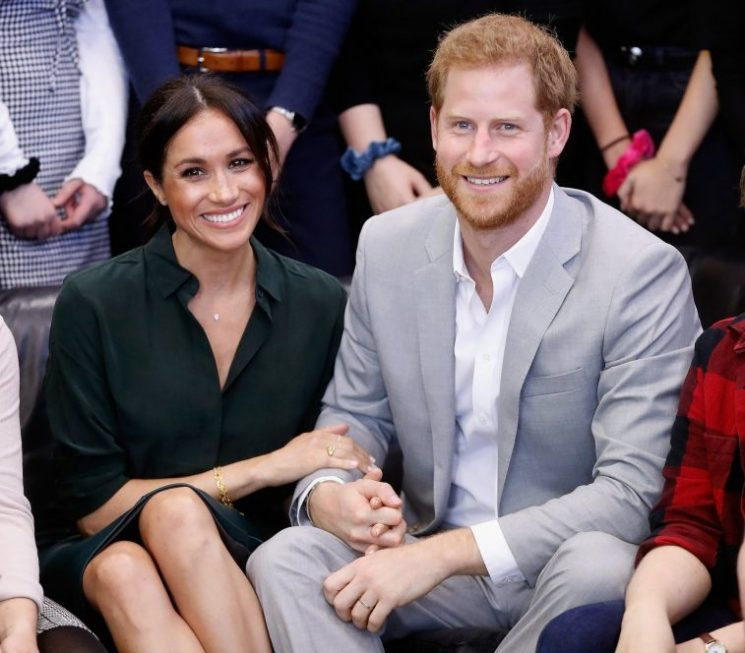 Where Do Prince Harry and Meghan Live?