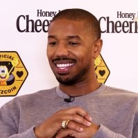 'Fat Kid' Michael B. Jordan Did Cheat Meals Right Filming 'Creed II'