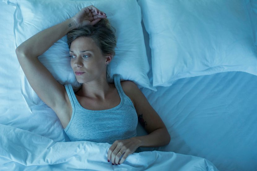 The simple trick you can do before bed to help you sleep and beat insomnia