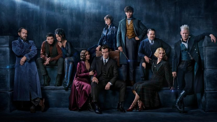 Who's in the Fantastic Beasts: The Crimes of Grindelwald cast? Johnny Depp, Jude Law and Eddie Redmayne star