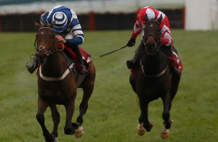 When is the 2018 Ladbrokes Trophy, what is the prize money, which horse is the favourite and is there a live stream?