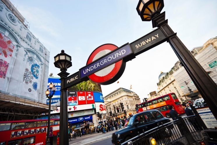 When do the Central and Waterloo and City Line Tube strikes end?