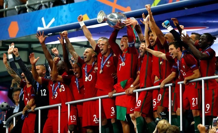 Uefa Nations League final to be played in Portugal after European champions win Group A