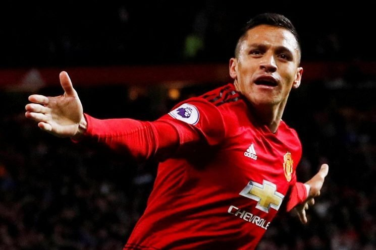 Manchester United star Alexis Sanchez is available for Jose Mourinho for trip to Bournemouth tomorrow
