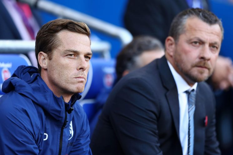Scott Parker is just 3/1 to replace Slavisa Jokanovic as next Fulham manager