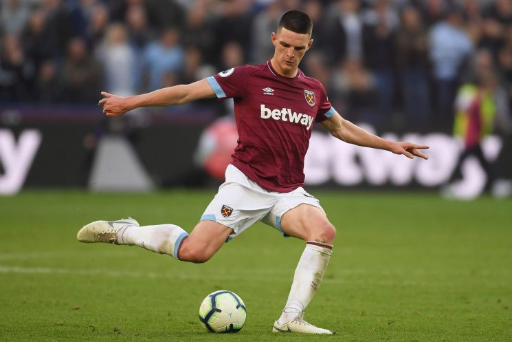 9pm Chelsea news: Declan Rice transfer latest, Bakayoko horror show, Ramsey, Morata, Suso linked, Charlie Brown