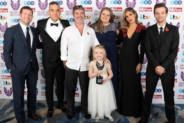 When are the Pride of Britain Awards 2018 on TV? Date, time, channel, host, celebrity red carpet line-up and winners
