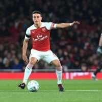 Arsenal defender Julio Pleguezuelo, signed from Barcelona, has offers from Spain