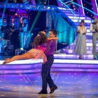 Dr Ranj eliminated from Strictly Come Dancing after dance-off against Charles Venn