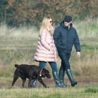 Ant McPartlin takes his dog for a walk after failing to attend divorce hearing and Katie Price gets cosy with Kris Boyson after vowing to ditch her toyboys