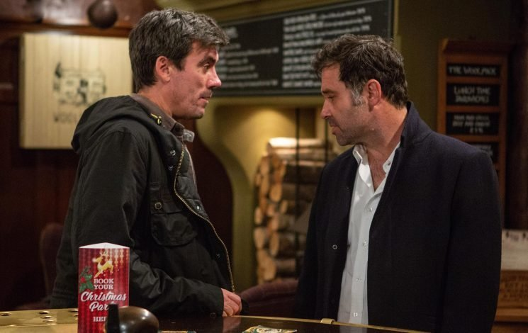 Emmerdale spoilers: Graham Foster hits the bottle again as he struggles to cope with Joe Tate's death