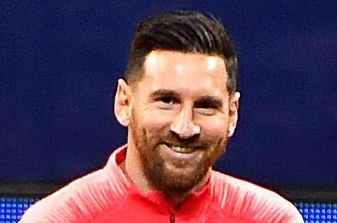 Lionel Messi will not be 'risked' against Inter Milan as he puts himself in contention just two weeks after breaking arm