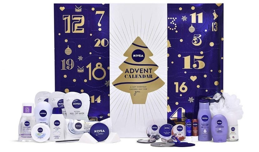 Nivea's Christmas beauty advent calendar is now HALF price at £20 – and it contains 24 must-have pampering products