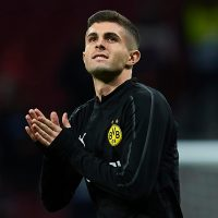 Christian Pulisic puts Man Utd and Liverpool on red alert by admitting he wants Premier League move