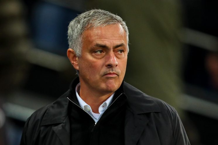 Jose Mourinho's men second best in every department in Manchester derby defeat