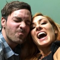 Who is Becky Lynch's boyfriend Jeff Dye and how long have they been dating?