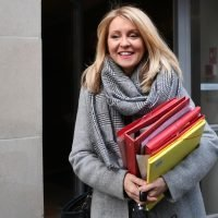 Brexiteer ex-minister Esther McVey posts string of furious messages attacking 'crumbling' Cabinet for 'treachery'