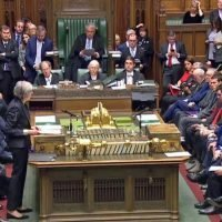 When is the parliamentary vote on Brexit?