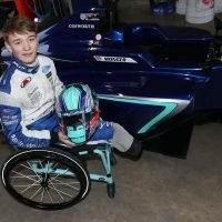 What time is Driven: The Billy Monger Story on tonight and what is the BBC Two documentary about?